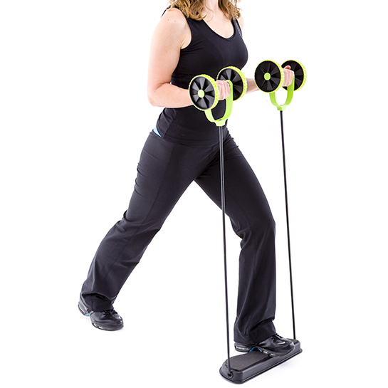 Multifunctional Ab Roller 1