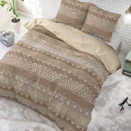 Asian Lace Taupe 1