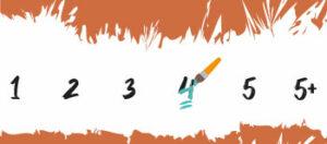 Moeilijkheidsgraad 4 Schilderen Op Nummers Final