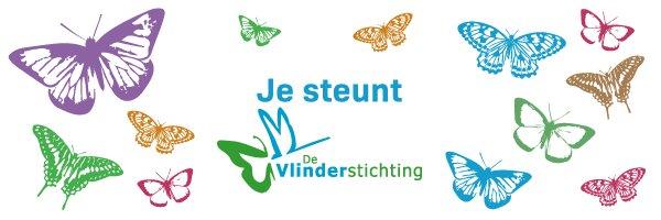 Steun De Vlinderstichting Lagere Text