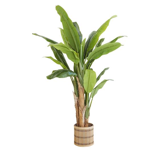 Kunstplant Bananenplant 3