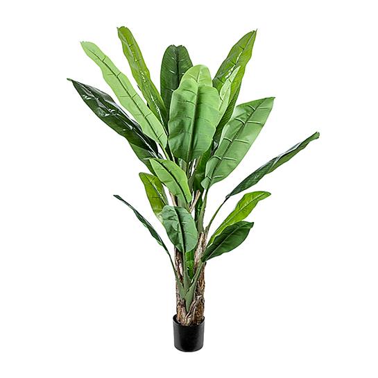 Kunstplant Bananenplant 4