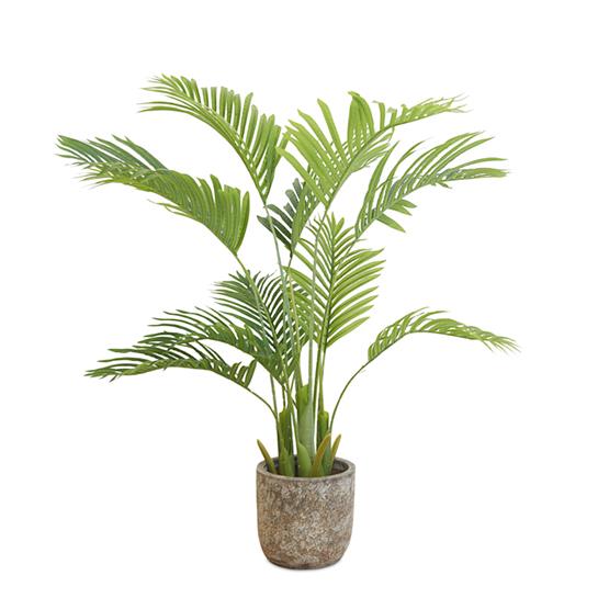 Kunstplant Palm 4