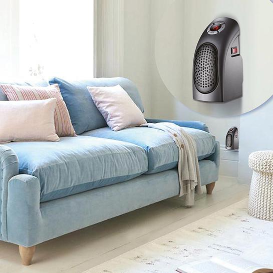 Power Fan Heater 8