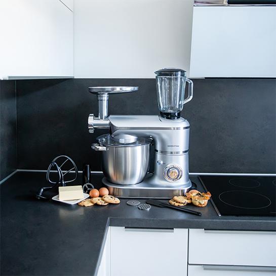 Complete Keukenmachine 2200w – 3 In 1 Van Herenthal 3