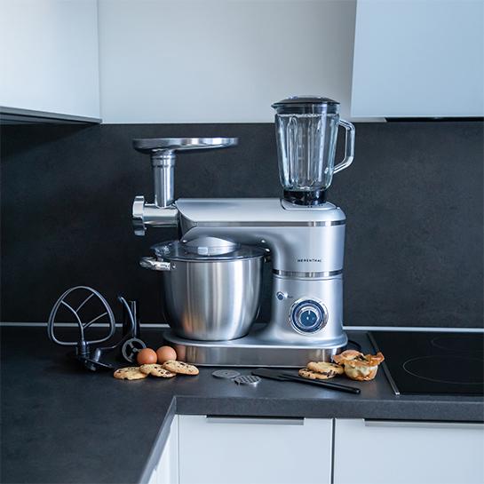 Complete Keukenmachine 2200w – 3 In 1 Van Herenthal 4