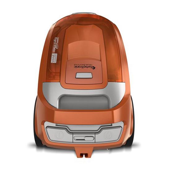 Turbotronic Cv10 Cycloon Stofzuiger Zonder Zak Zakloos 900w Orange 12