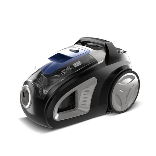 Turbotronic Cv10 Cycloon Stofzuiger Zonder Zak Zakloos 900w Zwart 1