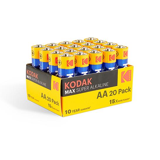 Kodak Batterijen 1