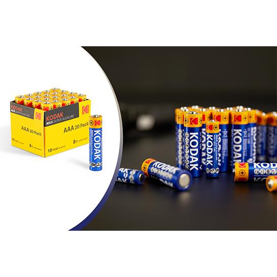 Kodak Batterijen 10