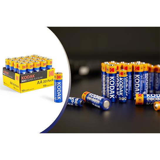 Kodak Batterijen 5