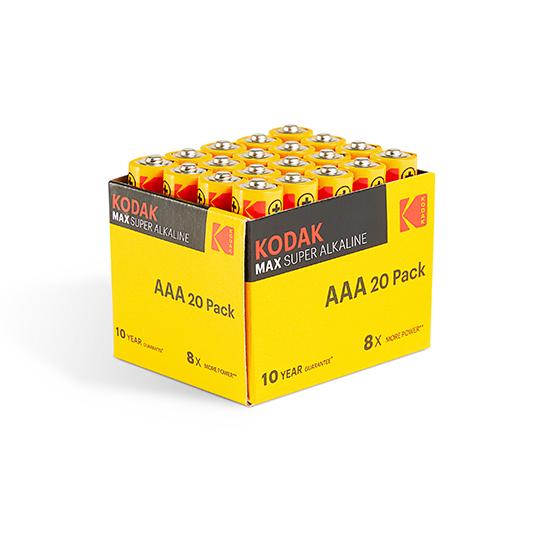 Kodak Batterijen 6