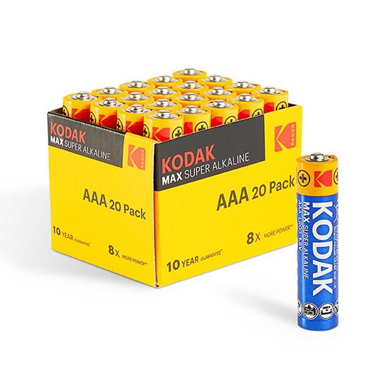 Kodak Batterijen 8