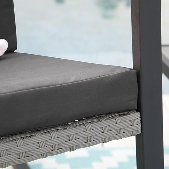 2 Luxe Schommelstoelen Incl. Tafel Mello 5