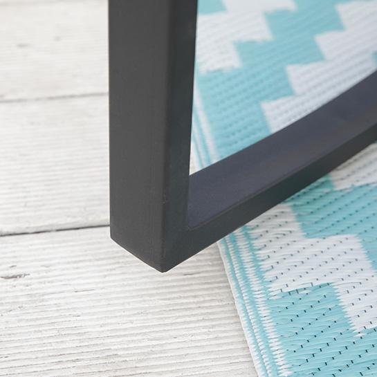 2 Luxe Schommelstoelen Incl. Tafel Mello 6