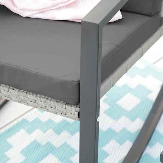 2 Luxe Schommelstoelen Incl. Tafel Mello 7
