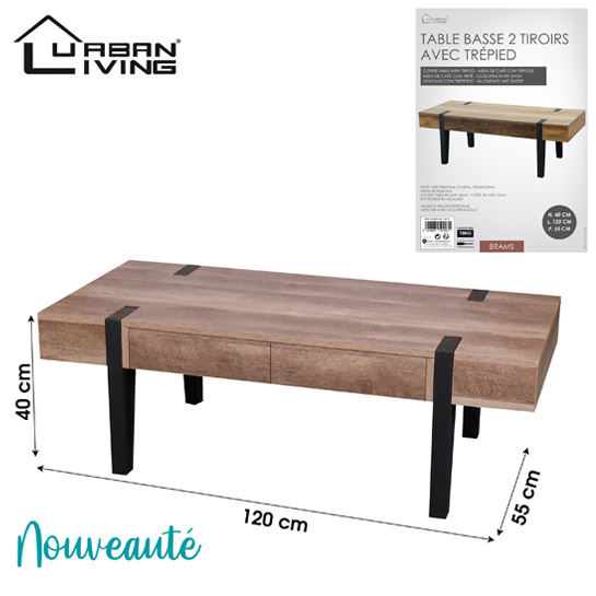 Urban Living – Brams Industriële Salontafel1