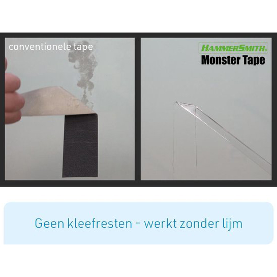 Hammersmith Monster Tape2