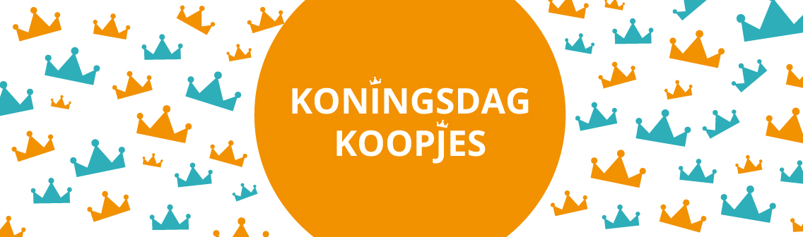 Koningsdag Webshop Banner Groot
