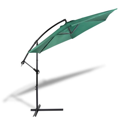 Parasol Met Hoes Groen