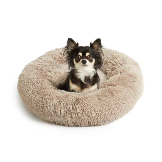 Hondenmand Roze4
