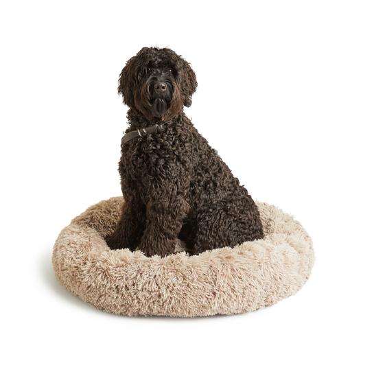Hondenmand Roze7