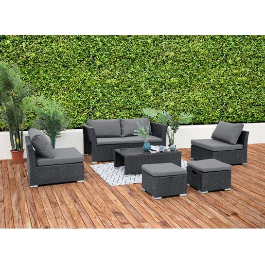 Intimo Garden Positano Lounge Set1