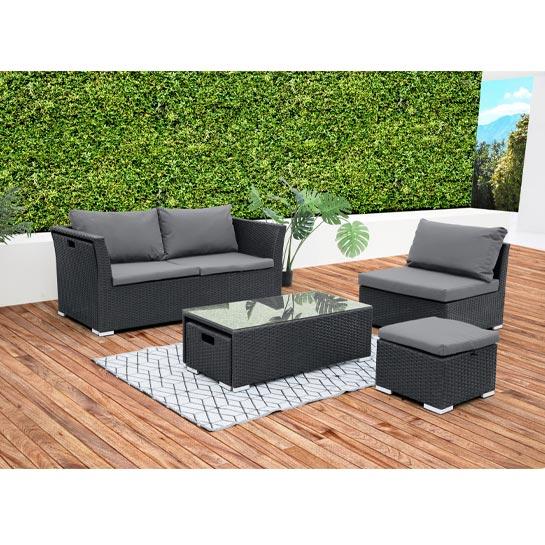 Intimo Garden Positano Lounge Set2