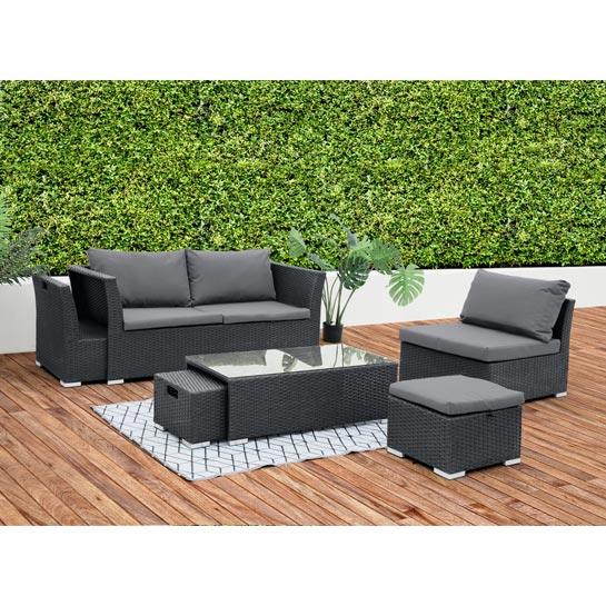 Intimo Garden Positano Lounge Set3