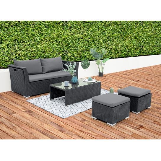 Intimo Garden Positano Lounge Set4