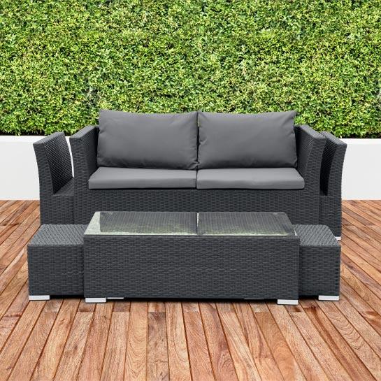 Intimo Garden Positano Lounge Set7