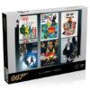 James Bond Puzzel 1000 Stukjes