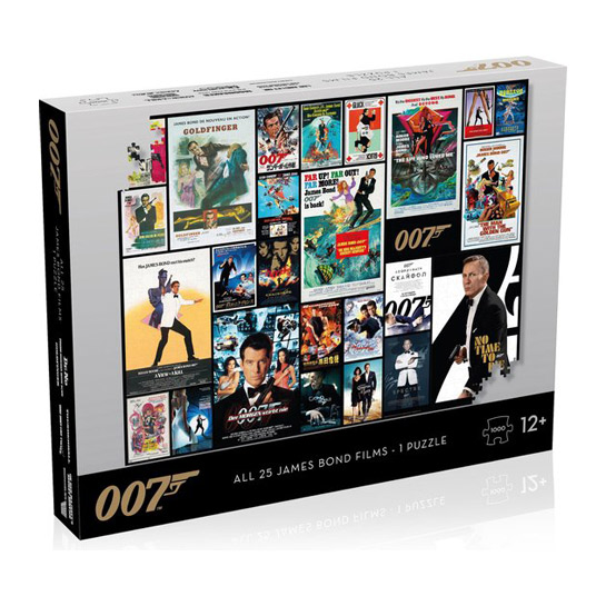 James Bond Puzzel2