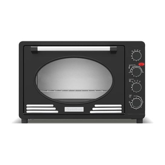 Tt Retro Rvs Elektrische Oven1