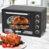 Tt Retro Rvs Elektrische Oven7