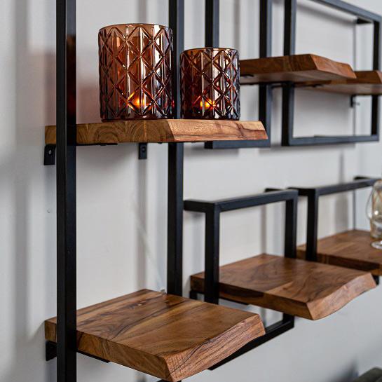 Wandplank Set Van 5 Industrieel3