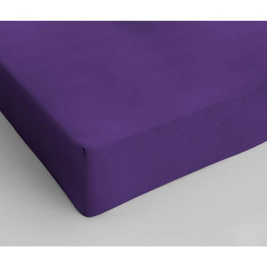 Dreamhouse Katoen Hoeslaken Purple