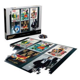 James Bond Puzzel 1000 Stukjes2