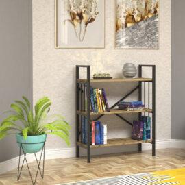 Nice Living 3 Laags Boekenkast Met Frame