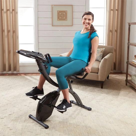 Slim Cycle Hometrainer8