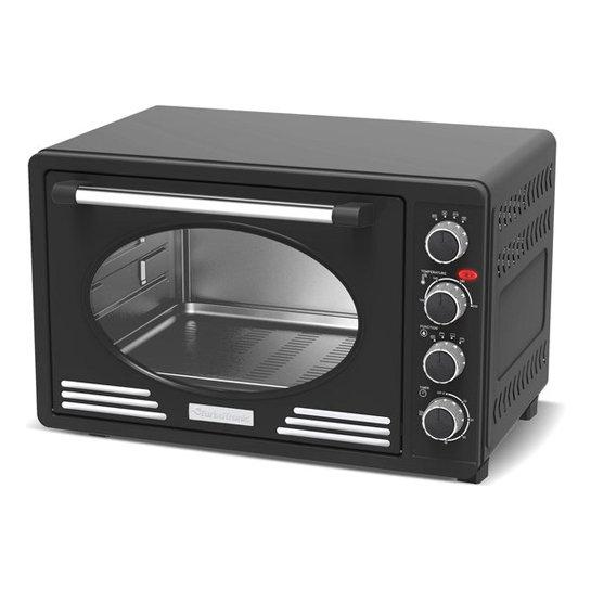 Tt Retro Rvs Elektrische Oven