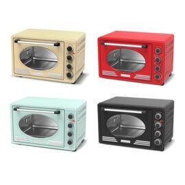 Tt Retro Rvs Elektrische Ovens