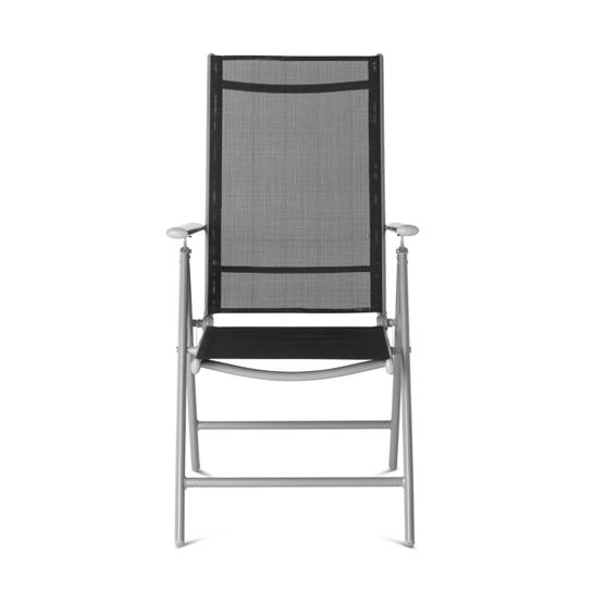 Aluminium Tuinstoel Set1