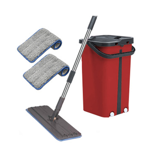 Cenocco Flat Mop Rood