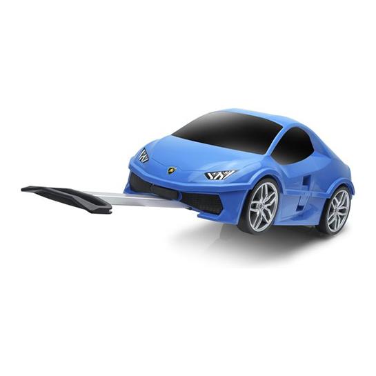 Goodvibes Kindertrolley Lamborghini Blauw1