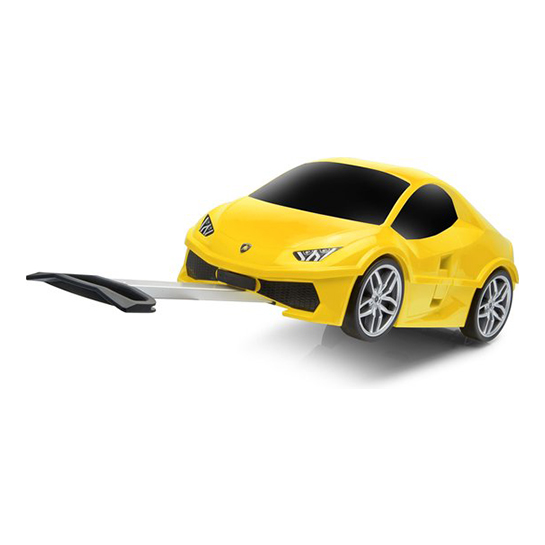 Goodvibes Kindertrolley Lamborghini Geel1