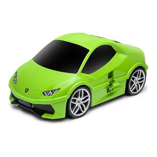 Goodvibes Kindertrolley Lamborghini Groen