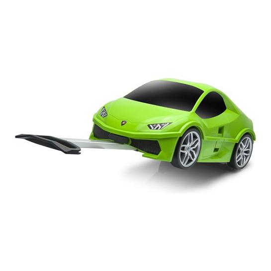 Goodvibes Kindertrolley Lamborghini Groen1