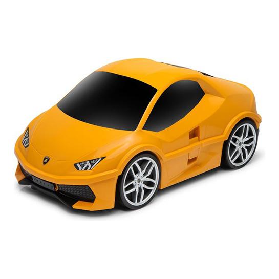 Goodvibes Kindertrolley Lamborghini Oranje