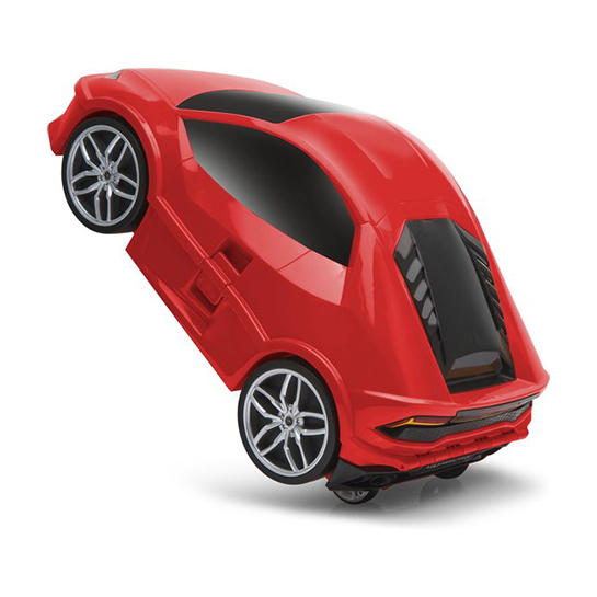 Goodvibes Kindertrolley Lamborghini Rood3